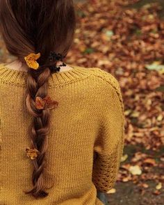 Discovered by souha_sousou. Find images and videos about hair, autumn and fall on We Heart It - the app to get lost in what you love.