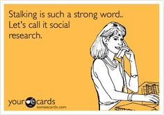 someecards / your e-cards / social research it is.