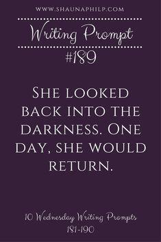 Bonus Writing Prompt: Where is she going?