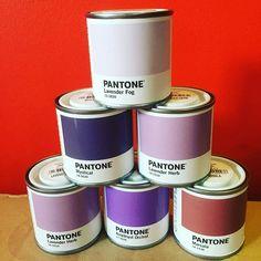 Finally! Pantone paint now available in Ireland #fleetwoodprestige #interiors…