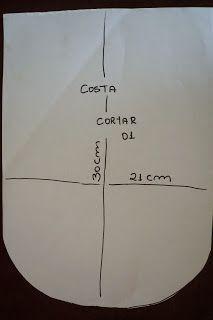 Lixeirinha para Carro  Cachorrinho   MOLDE ile ilgili görsel sonucu