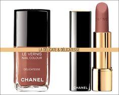 Les twin-sets de Chanel <3<3<3 Delicatesse