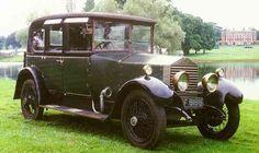 Rolls-Royce 20 H.P., 1927, #GRJ52, Cockshoot Six Light Saloon