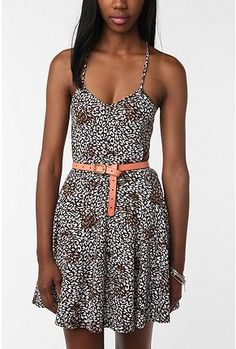 Strappy Dancer Dress $14.99