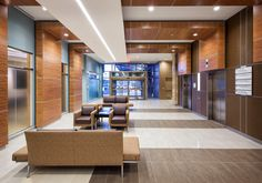 Princeton Medical Arts Pavillion at University Medical Center | Architect Magazine | Environetics, Princeton, NJ, United States, Healthcare, Office, LEED Certified, Architecture, Interior Design, healthcare