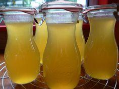 Knit & Nosh: Lemon Syrup
