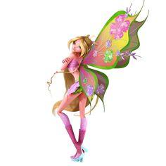 winx club flora | Foto Flora en Winx 3D la aventura mágica