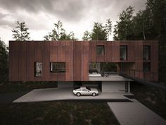 Hyde + Hyde Architects House for a Photographer