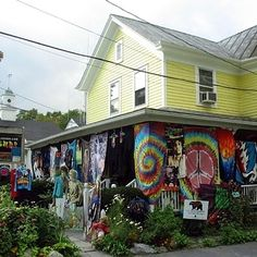 74 Tinker Street, Woodstock, New York Woodstock New York, Beach Place, New England States, Family Adventure, Adventure Time, Upstate New York, Candle Shop, I Want To Travel, Road Trippin