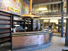 Belgian Beer - Halve Maan Brewery Bruges