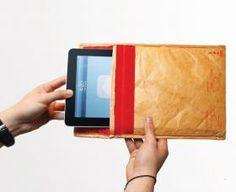Enveloppe protège-tablette // Protective Manila Tablet Cover