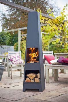 Gardenplaza - Diese Feuerstellen überzeugen durch stilvolle Optik und Topqualität - Mit dem Feuer zugleich Gemütlichkeit entfachen