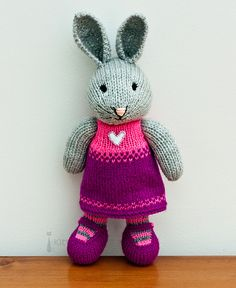 Ravelry: KittyWrinkle's Little Cotton Rabbit