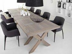 Ancona matbord från Kristensen & Kristensen. #matbord