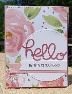 This would be a great use for all my extra scrapbook paper. Quick, easy and adorable.