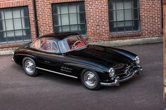 300 SL (W198) '1957 (произведено 70 единиц этого года)