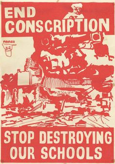 end conscription campaign - Power Pop, Apartheid, World War Two, South Africa, Campaign, Old Things, Politics, Military, History