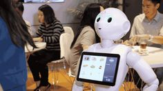 Want Pepper the #Robot to take your #Pizza order? Buy #Pepper for $1,800 to process sales! http://bit.ly/1TwJmkM