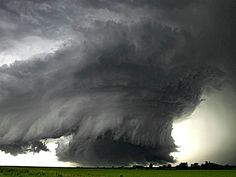 These pictures were made by a man in Magee, MS where the eye of the storm passed thru- what an experience. Magee is 150 miles North of Waveland, Mississippi where the Hurricane made landfall. The dance with Katrina, part of her beauty as she left destruction on her exit. They are remarkably dramatic...