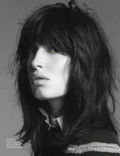 Sabrina Ioffreda by Ward Ivan Rafik for Vogue Netherlands October 2014 4