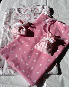 Varie - sacchetto cambio nascita asilo - un prodotto unico di bandullera su DaWanda