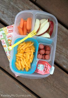 #‎SchoolLunch‬ Leftovers for Lunch! | packed in @EasyLunchboxes