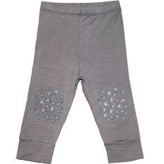 Anti Slip Leggings- Grey