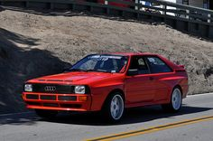 Audi quattro #audi #quattro