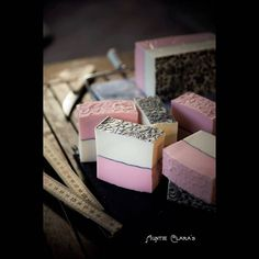 Mexican Lace Soap by Auntie Clara's Handcrafted Cosmetics