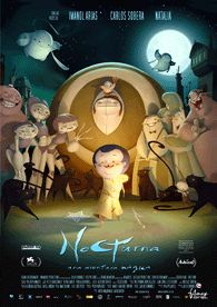 Nocturna, una aventura mágica (2007) España. Adrià García, Victor Maldonado - DVD ANIM 68
