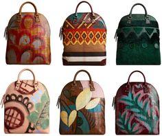 Burberry Porsum, The Bloomsbury. bag, сумки модные брендовые, bag lovers,bloghandbags.blogspot.com