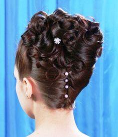 Updo Hairstyles For Prom Überprüfen Sie mehr unter http://frisurende.net/updo-hairstyles-for-prom/23319/