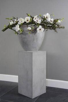 Luxe decoratie perentak magnolia| Decoratietakken.nl