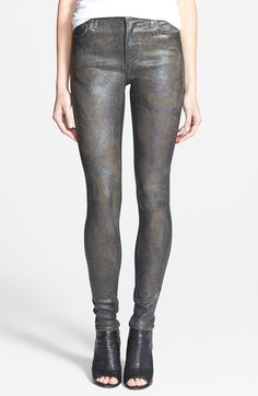 Citizens of Humanity 'Rocket' Skinny Jeans (Oxidized) available at #Nordstrom