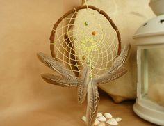 Dreamcatcher amulet Native American by ShamanicDreamcatcher