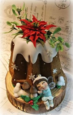 Pandorina - Cake by Sabrina Di Clemente