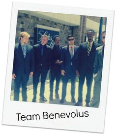 A few team members from Benevolus get together to help each other reach their goals for the day.