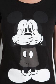 T-shirt motif Mickey