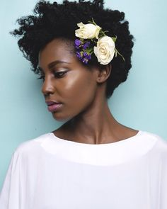 It's That Time Again — 20 Best African American Wedding Hairstyles