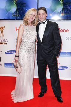 Pin for Later: Seht alle Stars bei der Goldenen Kamera! Patrick und Carola Bach