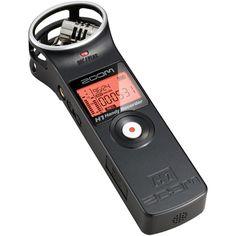 $92.95 Zoom H1 Handy Portable Digital Recorder