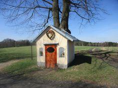 Kaplička u Sněžné - severní Čechy