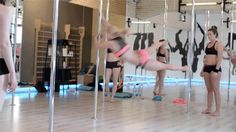 Pole dancing is a lovely art form - GIF on Imgur