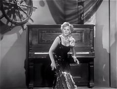Unidentified actress (as Marge) | Dangerous Passage (1944)