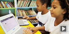 Revista Nova Escola - muita coisa sobre tecnologia e educação