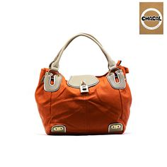 Chacal Taylor Heavenly Monday Tote - Orange  $36.00