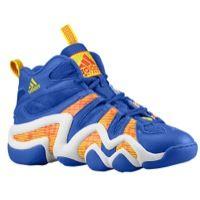 adidas Crazy 8 - Men's - Blue / Orange