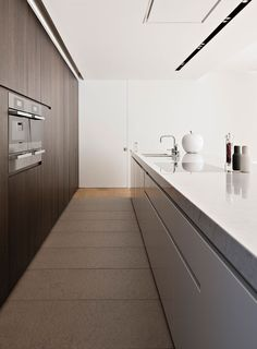 New Kitchen Design Modern Contemporary Colour Ideas Contemporary Kitchen Design, Contemporary Interior, Interior Design Kitchen, Modern Interior Design, New Kitchen, Kitchen Decor, Kitchen Modern, Modern Stoves, Modern Sink