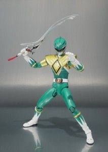 Mighty Morphin Green Ranger - Tamashii Nations