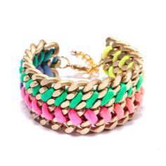 Double Bracelet Rainbow